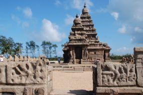 Južna Indija-Mamallapuram1