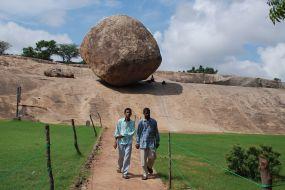 Južna Indija-Mamallapuram