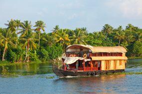 Južna Indija-Backwater