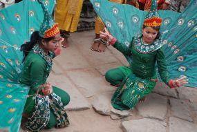 Kambodža plesalke