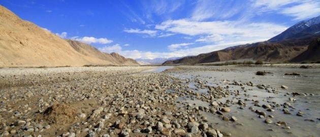 Kitajska - Po karakorumski cesti
