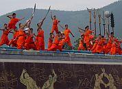 Kitajska - Šaolini