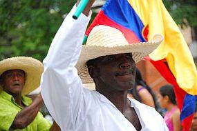 Kolumbija-domačin