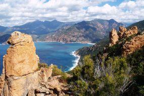 Korzika-Calanques