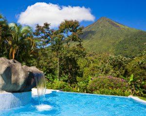 Kostarika-vulkan