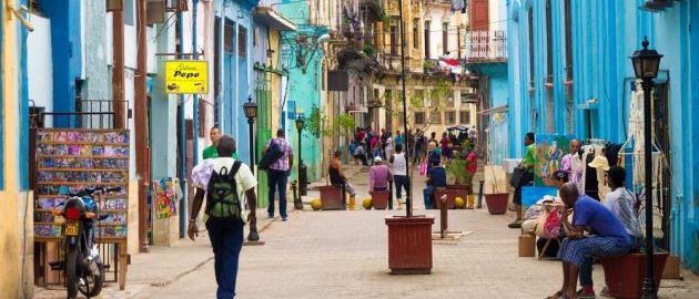 Kuba - Ulično dogajanje