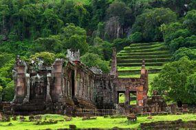 Laos-Wat Phu