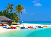 Maldivi-tropski otok