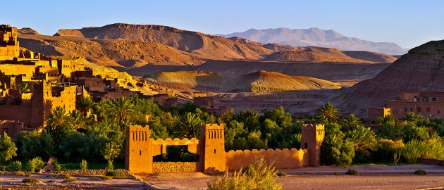 Maroko-pokrajina