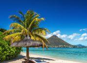 Mauritius-plaža