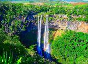 Mavricius-Chamarel waterfall