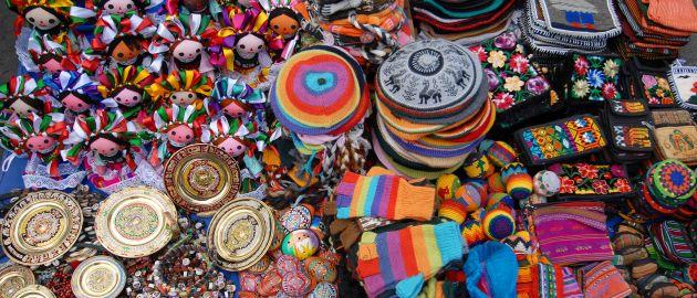 Mehika-Mexico city, ročno delo