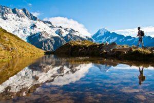 Nova Zelandija - Mt. Cook