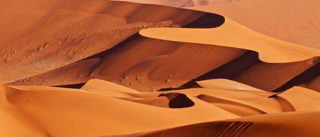 Namibija-Rdeče sipine