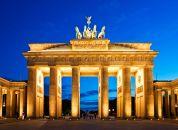 Nemcija-Berlin-Brandenburska vrata