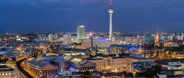 Nemcija-Berlin-ponoči