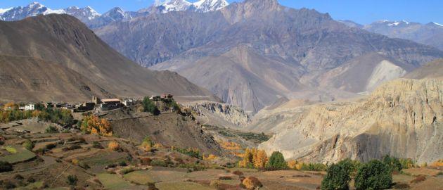 Nepal - pokrajina