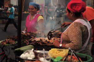 Nikaragva-hrana-fritanga