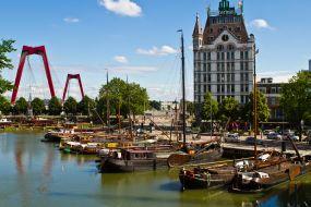 Nizozemska-Rotterdam