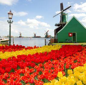 Nizozemska-Zaanse Schans