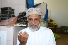 Oman – Salaam alaikum , my friend
