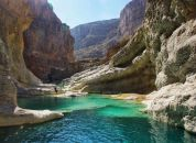 Oman-Wadi bani Awf