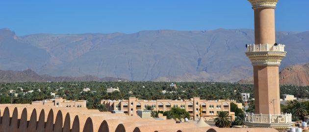Oman, kjer je lepota doma-Nizwa