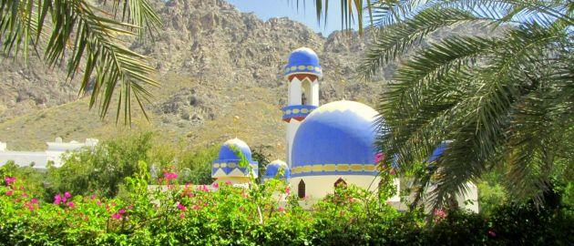 Oman-Mošeja