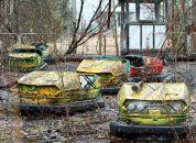 Černobil - Ukrajina