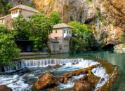 Bosna-Blagaj, izvir Bune