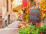Sicilija-Taormina, uličica