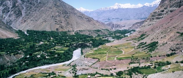 Pakistan - Dolina