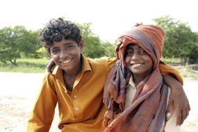 Pakistan-otroci