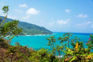 Panama-obala