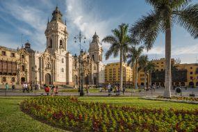 Peru-Lima-katedrala