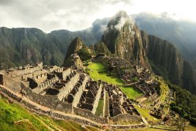 Peru-Machu Picchu-izgubljeno inkovsko mesto