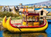 Peru-Uros island