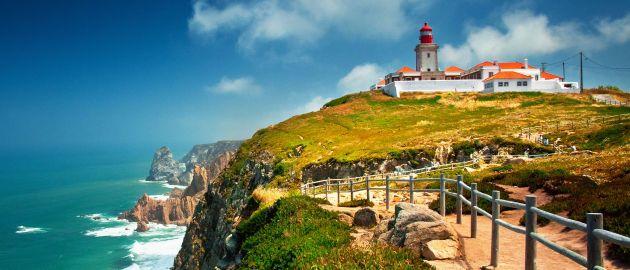 Portugalska-Cabo da Roca