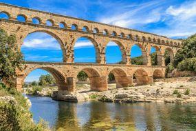 Provansa-Pont du Gard