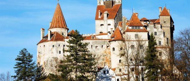 Romunija-Sighsoara, grad Bran, grad grofa Drakule