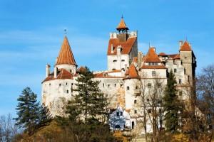 Romunija-Sighsoara, grad grofa Drakule