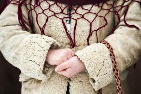Romunija-tradicionalno oblačilo
