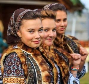 Romunska dekleta
