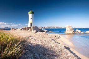 Sardinija-Palau-Punta Faro