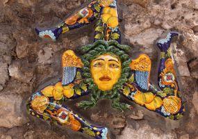 Sicilija-Taormina-simbol