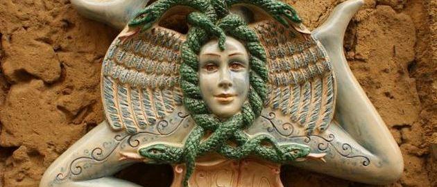Sicilija-Trinacria-Simbol otoka