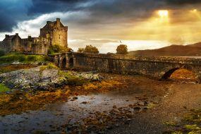 Škotska potovanje