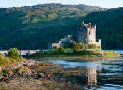 Škotska-grad Eilean Donan
