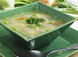 Škotska hrana - Ječmenova juha