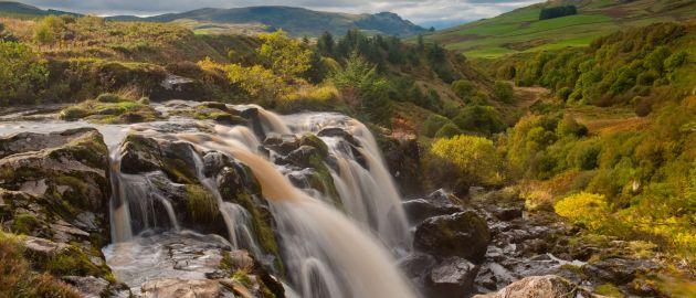 Škotska-Pravljična pokrajina